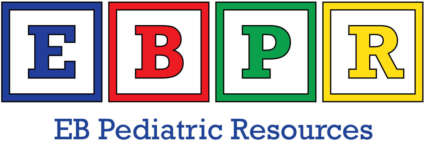 EB Pediatric Resources Logo with Text